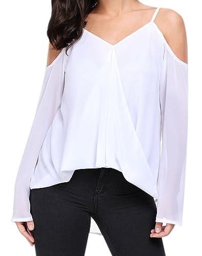 Lewi Brun - Camisas - Manga Larga - para mujer