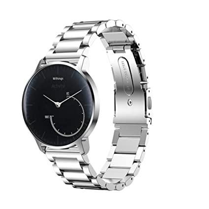 Amazon.com: Balerion Band for Nokia Steel,Wthings Steel HR ...