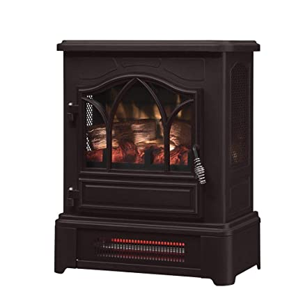 Incredible Duraflame Electric Dfi 470 07 Infrared Quartz Fireplace Stove Heater Bronze Interior Design Ideas Inesswwsoteloinfo
