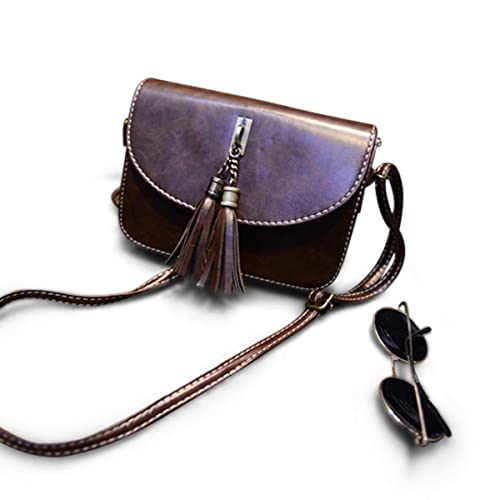 Girls Crossbody Bag - Cute Leather Handbag For Teen Girls - Mini Crossbody  Purse - Shoulder 30ea6b4197