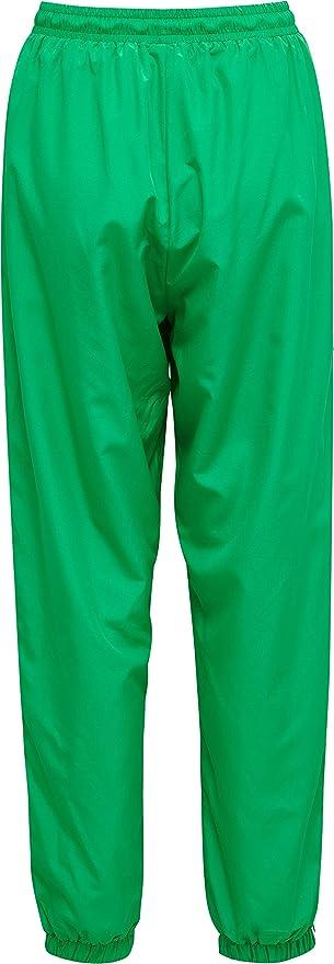 hummel Christal Pantalones, Mujer, Verde Vivo, Small: Amazon.es ...