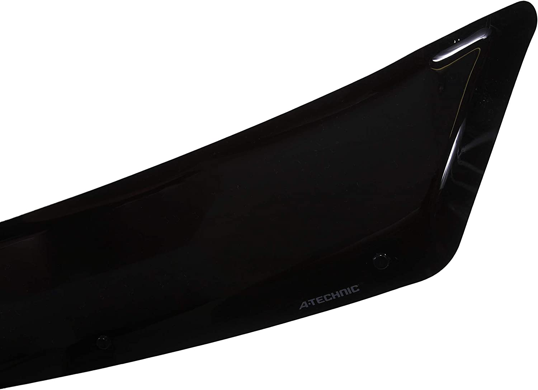 Deflector de cap/ó para Fiat Ducato 2014-now A-Technic Classic Black