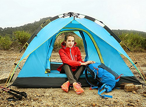 Toogh Waterproof 3 Season Tents for Camping3 Person Camping Tent/Backpacking Tents
