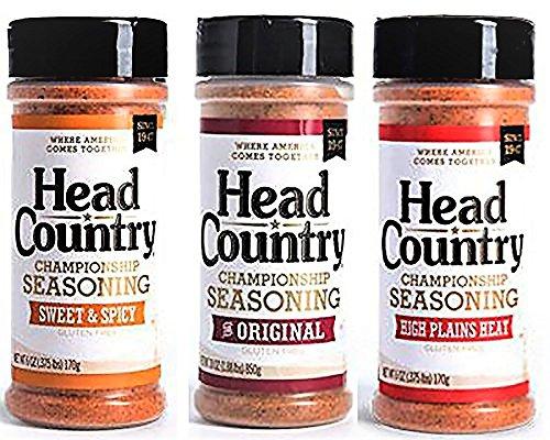 Head Country Championship Seasoning Original