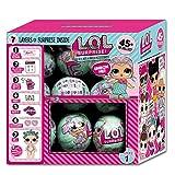 Nicerokaka 18PCS LOL L.O.L Surprise Dolls Series 2 Lil Sisters Ball