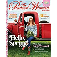 1-Year (4 Issues) of The Pioneer Woman Magazine Subscription