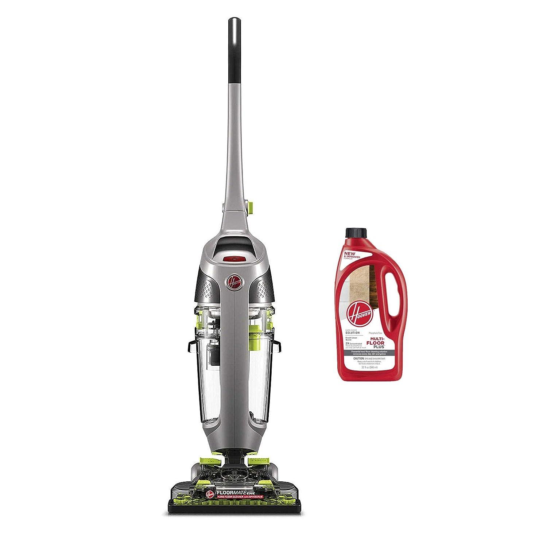 Hoover FH40190 FloorMate Edge Hard Floor Cleaner Machine w/Detergent Solution