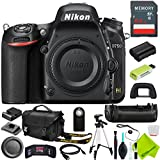 Nikon D750 DSLR Camera (Body Only) Beginner Combo