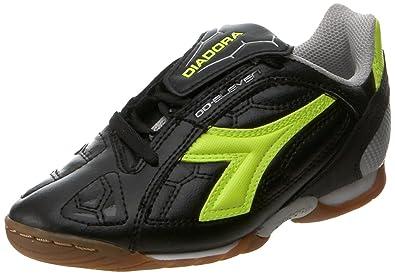 Diadora DD Eleven Indoor Soccer Shoe (Little Kid Big Kid) 29d652d99d2