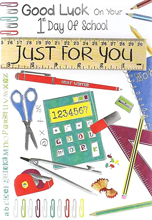 Cards Galore Online Tarjeta de Felicitación para el Primer ...