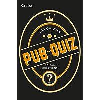 Collins Pub Quiz: 10,000 easy, medium and difficult questions (Quiz Books)