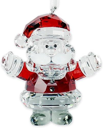 SWAROVSKI Santa Claus 2017 Ornament