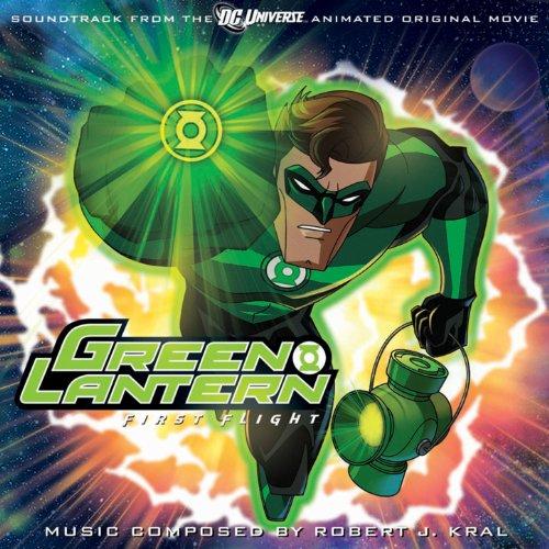 The Green Lantern - First Flig...