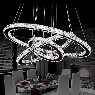 Dearlan Modern Chandelier Pendant Lighting Ceiling Light Fixture