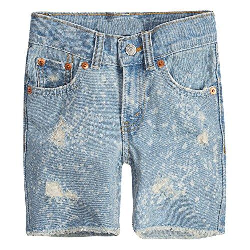 Levi's Boys' 684 Slim Fit Denim Shorts, Kingston, 7