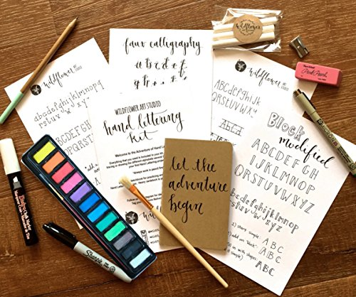 Top 10 Best Calligraphy Sets For Beginners Best Of 2018