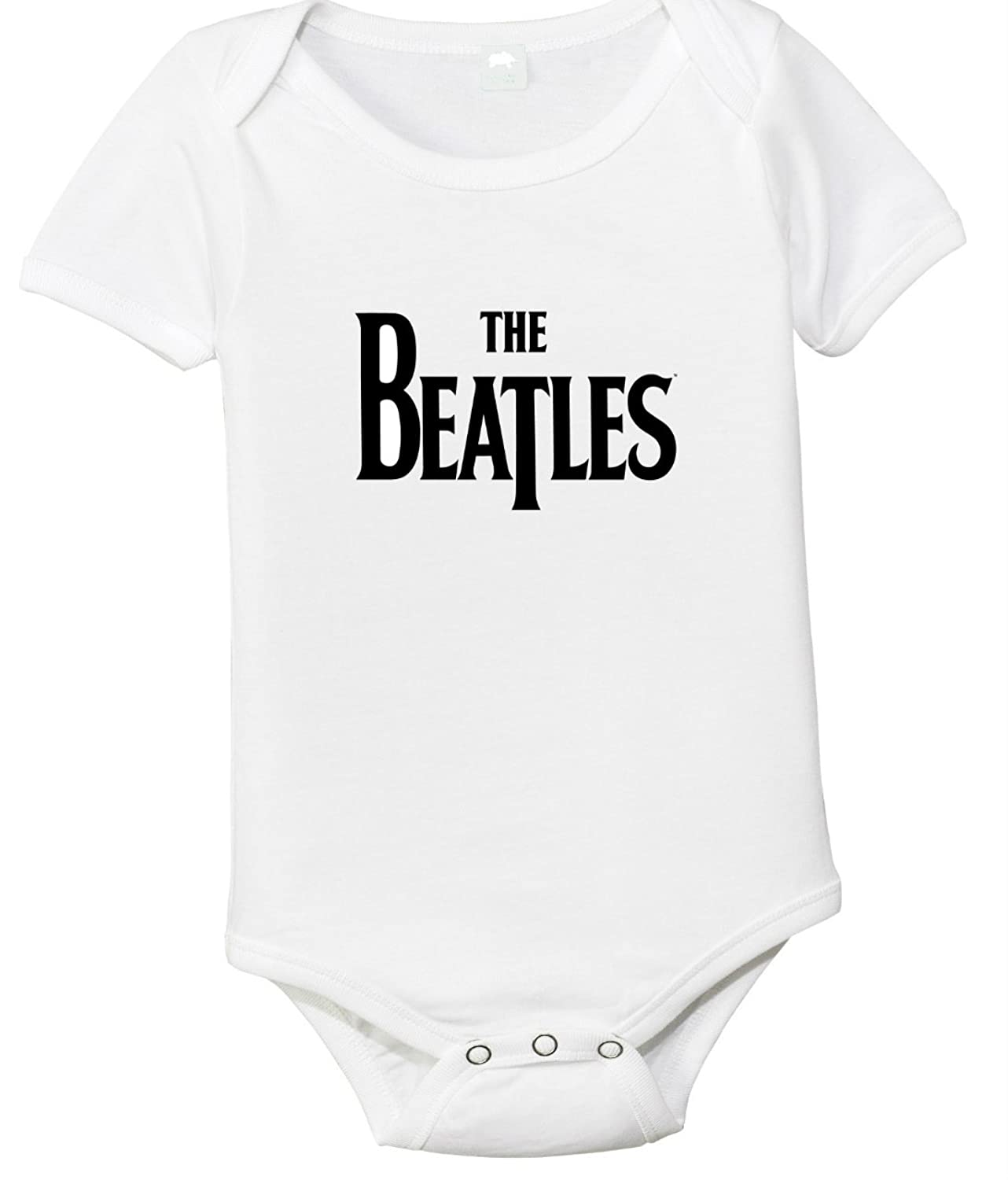Amazon Com The Beatles One Piece Baby Bodysuit Clothing