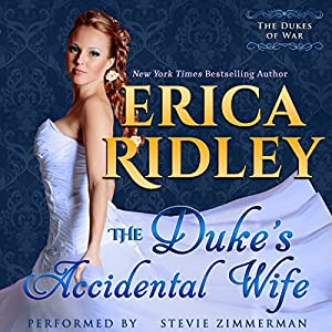 The Duke's Accidental Wife Audiobook