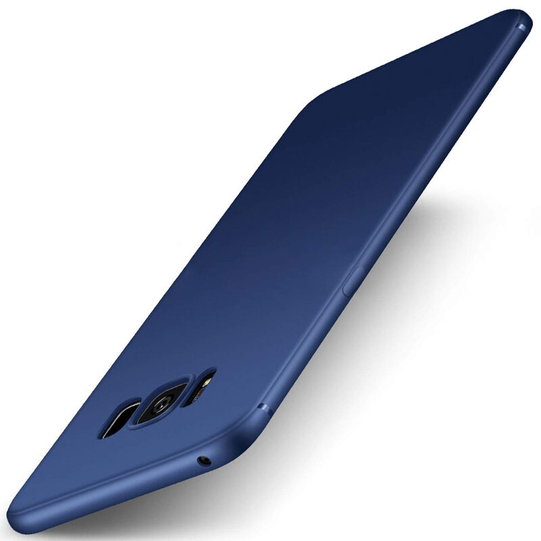 Amazon.com: Soft Silicone Case for Samsung Galaxy S6 S7 Edge ...