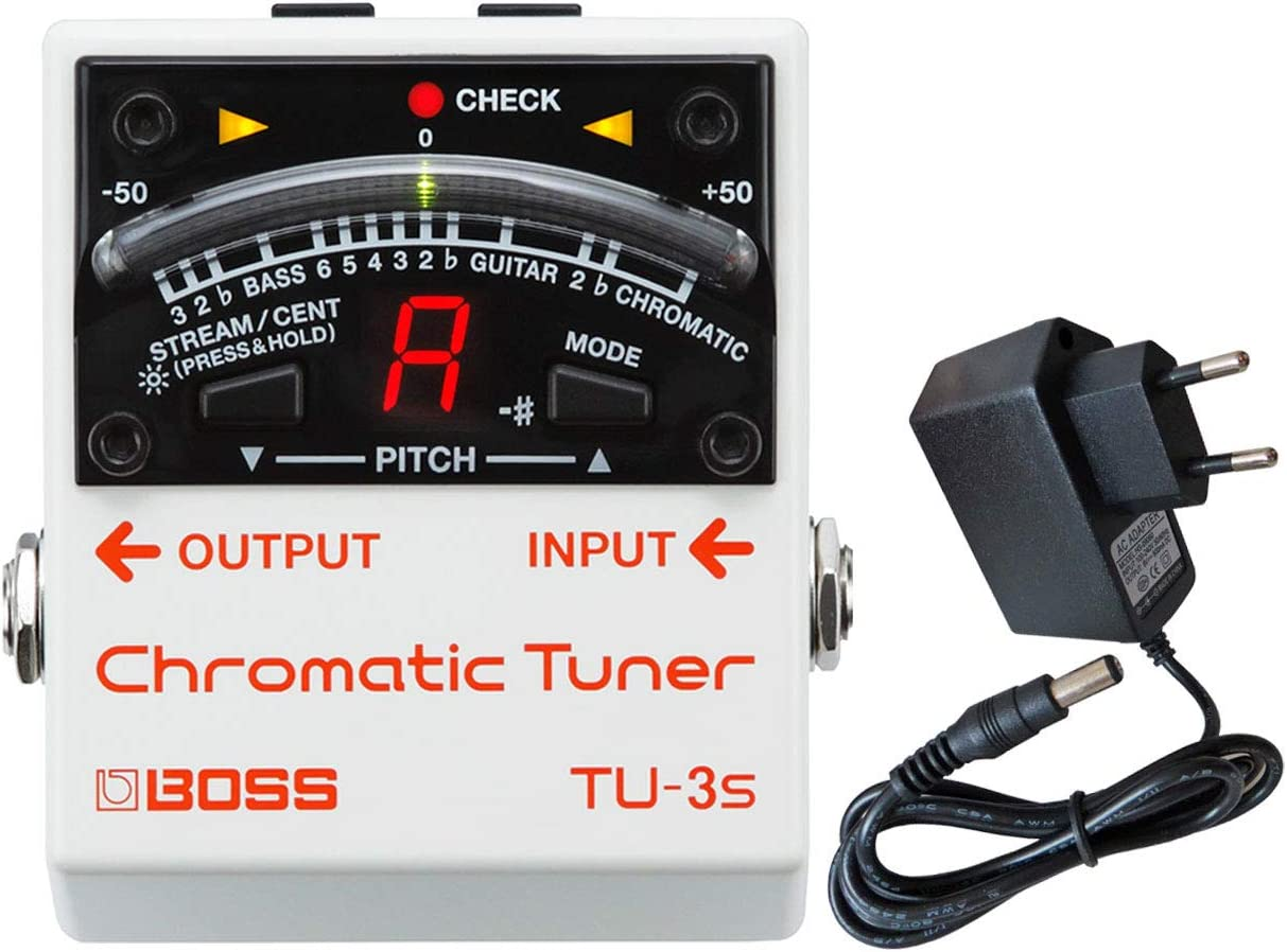 keepdrum Netzteil 9V Boss CP-1X Kompressor für Gitarre