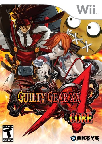 Guilty Gear XX Accent Core - Nintendo (Guilty Plus)