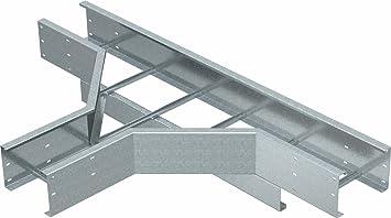 Obo-bettermann - Pieza derivación t wlt2050ft bandeja escalera 200x500: Amazon.es: Bricolaje y herramientas