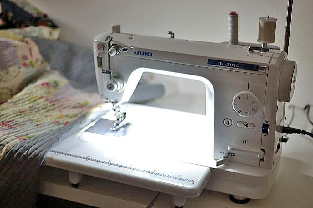 bonlux Máquina de coser LED Lámpara Serie 5 V USB flexibele ...