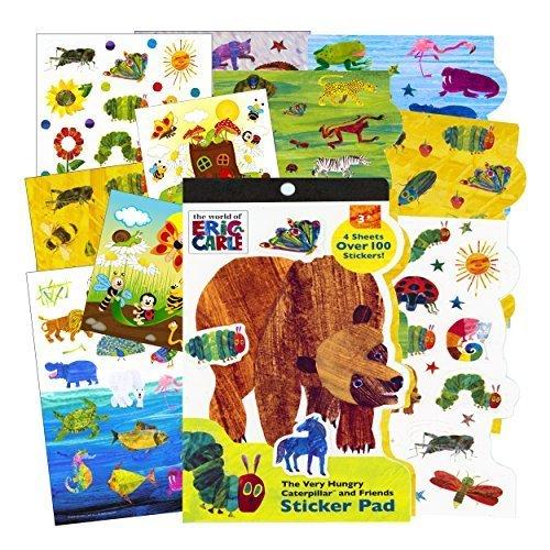 Eric Carle Sticker Set