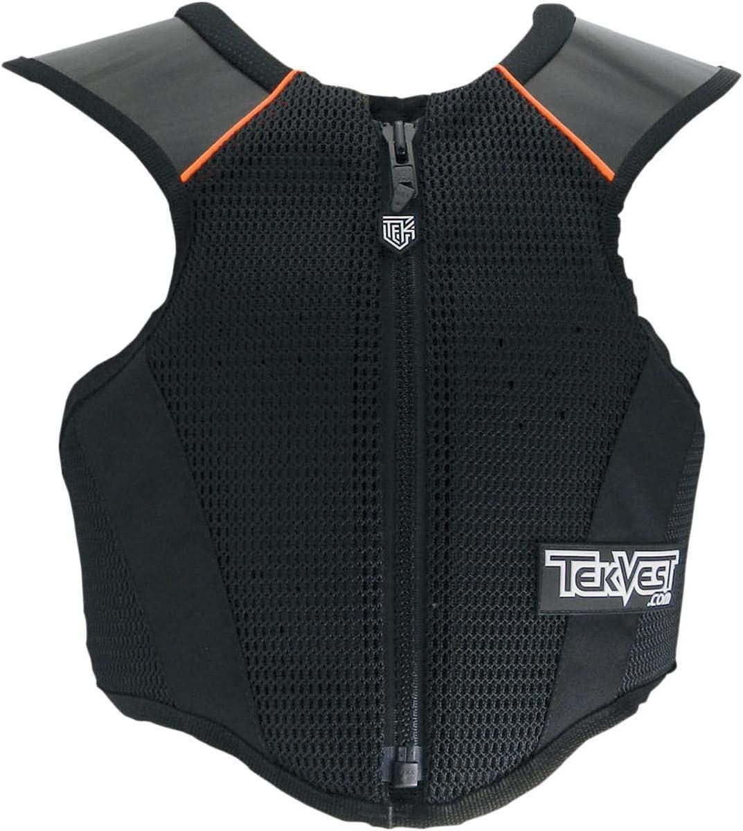 Size: Sm Gender: Mens//Unisex TVDS2403 Tekrider Freestyle Tekvest Distinct Name: Black