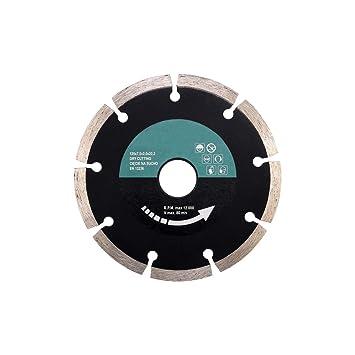 Relativ 125 mm Trennscheibe Diamantscheibe Steinscheibe Hartbeton Stein UK93