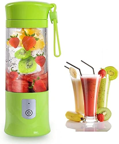 Juicer Cup,Travel Personal USB Mixer Portable Juice Blender