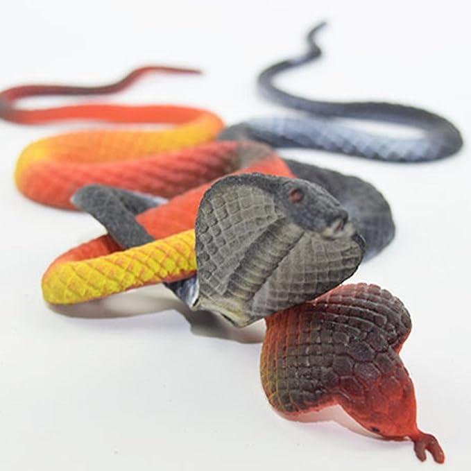 Amazon.com: qenci Animal Serpiente Forma educativo hinchable ...