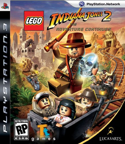 Lego Indiana Jones 2: The Adventure Continues - PlayStation 3 Standard Edition