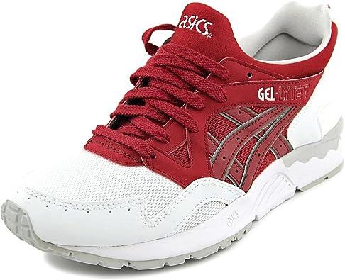 Asics Gel-Lyte V Men US 13 Red Tennis