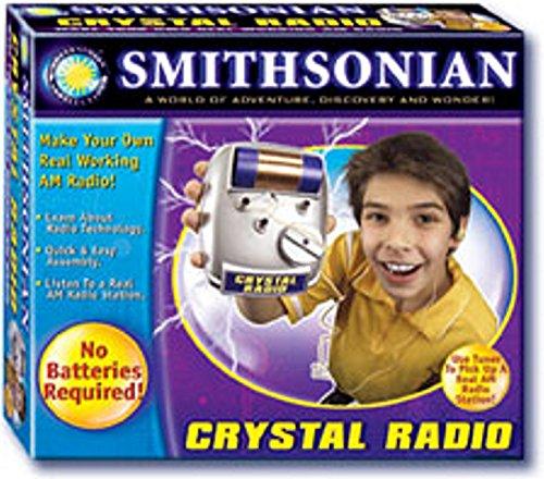 Smithsonian Crystal Radio (Crystal Smithsonian)