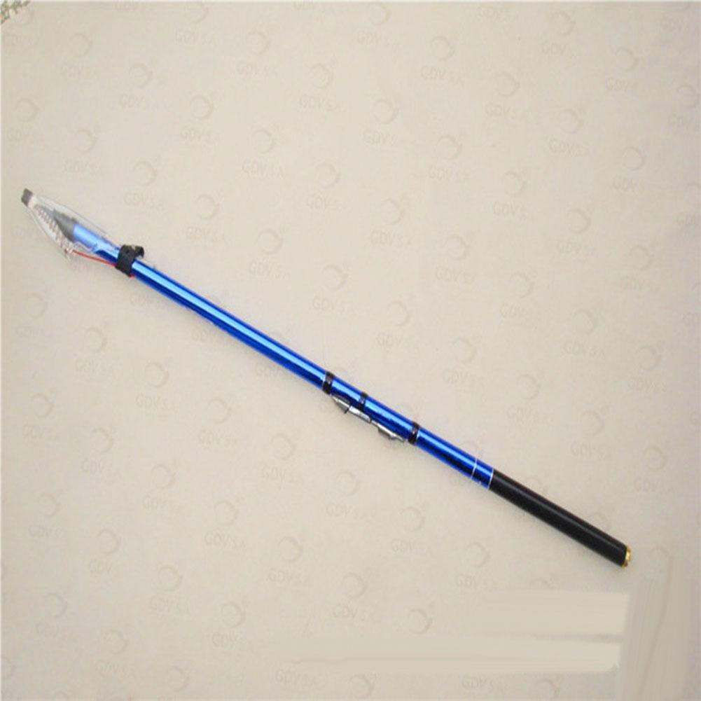 LZH Fibre de voiturebone portable Super Hard Canne à Pêche Télescopique Pêche en Mer Rod 3.6 4.5 5.4 6.3M