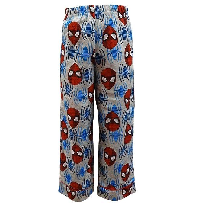 bd9719a626d476 Amazon.co.jp: SPIDERMAN スパイダーマン 子供用 キッズ 冬用 フランネル パジャマ - 120~130cm: ベビー&マタニティ