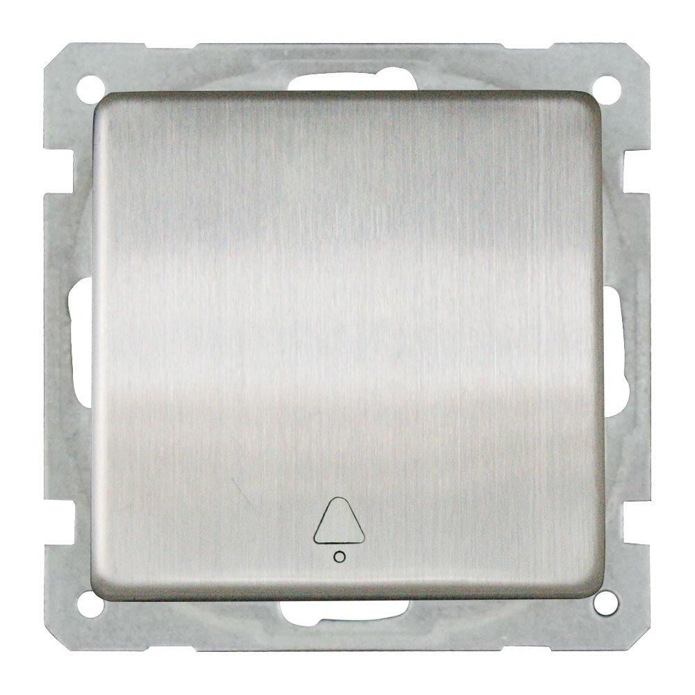Wintop LUX METAL Klingel Schalter, 6-teilig, Sparpaket, System 63 ...