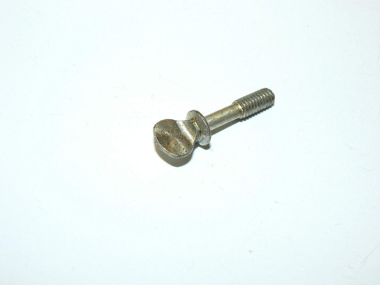 Zinc Plating Steel 1//4-20 x 1//2 Thumb Screws Quantity: 100 pcs Type B No Shoulder