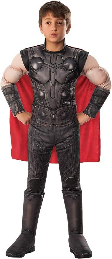 Amazon.com: Avengers 4 Deluxe - Disfraz de Thor: Toys & Games