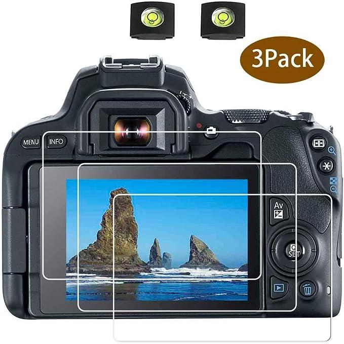 Protector de Pantalla 200D Apto para Digital Canon EOS 200D M50 ...