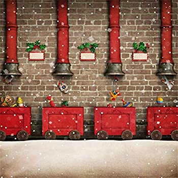 Amazon.com: AOFOTO 10x10ft Christmas Backdrop Xmas Gift