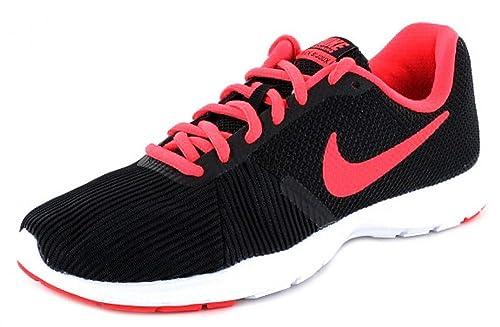 opción erección salir  Buy Nike Women's WMNS Flex Bijoux Black/Solar Red Multisport Training  Shoes-7 UK/India (41 EU)(9.5 US) (881863-9) at Amazon.in