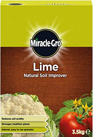 Miracle-Gro Lime Soil Improver