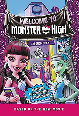book cover of Welcome to Monster High