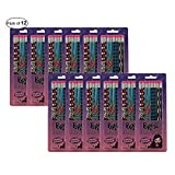 Bratz Fashion Pencils (8 Pieces) (Pack of 12)