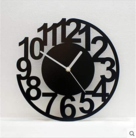 Sunjun Manera de la Personalidad Creativa salón Reloj de ...