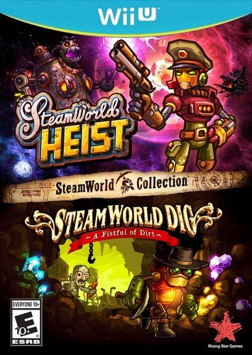 Steamworld Collection - Wii U Collection Wii