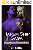 Harem Ship Saga MEGA BUNDLE: Complete 12-Volume Series
