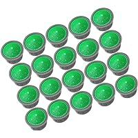 Cabilock 20 stuks straalregelaar beluchter reserveonderdelen kraan zeef inzetstuk kunststof filter mengmond voor kraan…